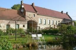 Hebergement pêche - Gîte La Rose Laitière - St Martin sur Ecaillon