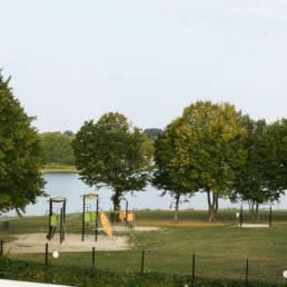 Lac du Val Joly - Eppe Sauvage - famille Parcours
