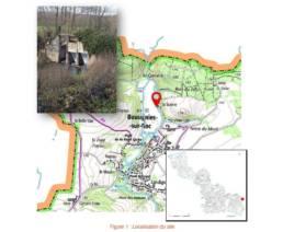 Image de localisation du site travaux Bousignies sur Roc