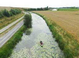 Bras mort de l'AA saint georges la fausse rivière