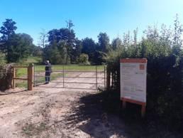 Lancement des travaux de restauration écologique du Saint Georges à Salesches